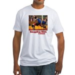 Grappling Fitted T-Shirt
