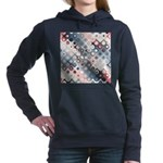 Abstract Pastel Shapes Pattern Sweatshirt