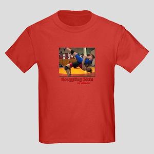 Grappling Kids Dark T-Shirt
