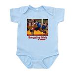Grappling Infant Bodysuit