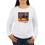 Grappling Women's Long Sleeve T-Shirt