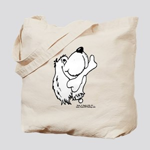 """DOG & BONE"" Tote Bag"