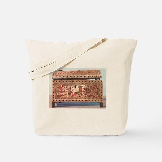 Funny Hieroglyphs Tote Bag