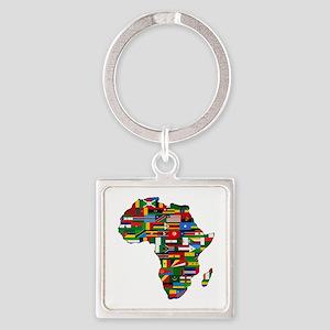 AFRICA Keychains