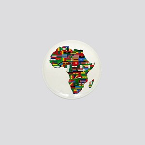 AFRICA Mini Button