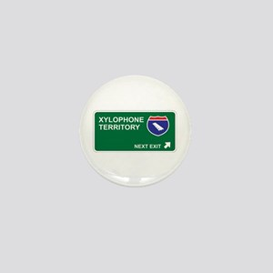 Xylophone Territory Mini Button