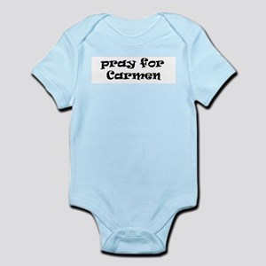 CARMEN Infant Creeper