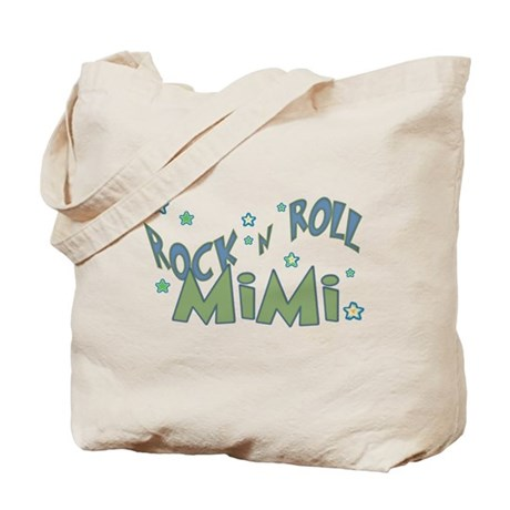 MiMi green Tote Bag