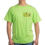 Jonathan Bird's Blue World Green T-Shirt