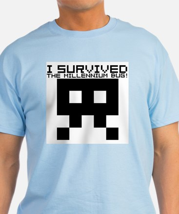 I survived the millennium bug T-Shirt