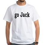 go Jack White T-Shirt