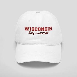 Wisconsin Say Cheese Cap