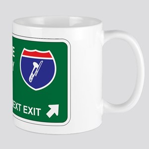 Trombone Territory Mug