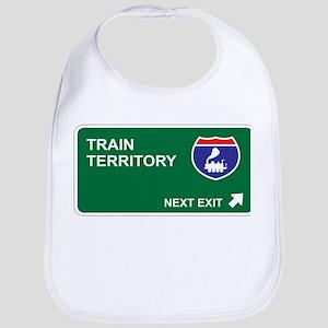 Train Territory Bib