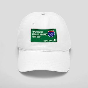 Teaching the, Visually Impaired Territory Cap