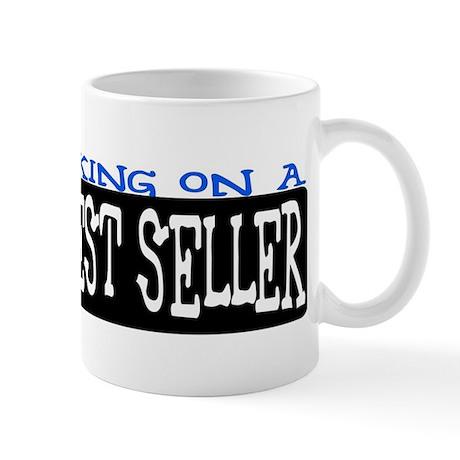 """Working on a best seller"" Mug"