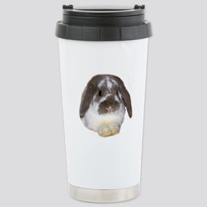 """Bunny 1"" Stainless Steel Travel Mug"