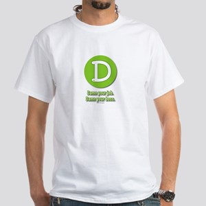 DAMITOL White T-Shirt