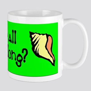 Can't we all just get along? Mug