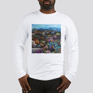 Tropical sea #3 surgeonfish Long Sleeve T-Shirt