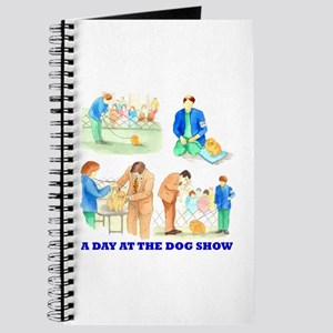 A Day At The Dog Show Journal