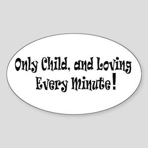 Oneness Identity Oval Sticker