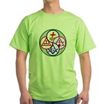 York Rite Green T-Shirt