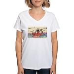 Royal Order of Jesters Women's V-Neck T-Shirt