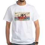 Royal Order of Jesters White T-Shirt