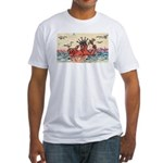 Royal Order of Jesters Fitted T-Shirt