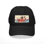 Royal Order of Jesters Black Cap