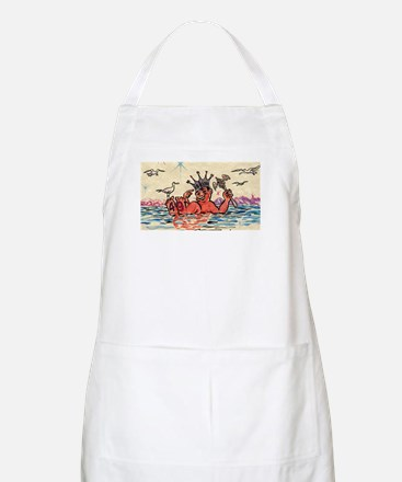 Royal Order of Jesters BBQ Apron