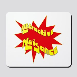 Attractive Nuisance Mousepad