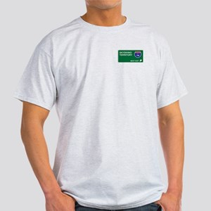Skydiving Territory Light T-Shirt