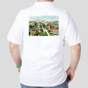 Savannah Georgia GA Golf Shirt