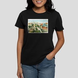 Savannah Georgia GA Women's Dark T-Shirt