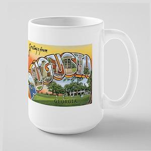 Augusta Georgia GA Large Mug