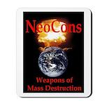 NeoCons - WMD Mousepad