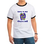 My Athletic Shoe Ringer T