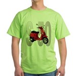 Scooter S 50 Green T-Shirt