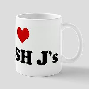 I Love FRESH J's Mug