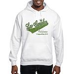 Las Ganjales Hooded Sweatshirt