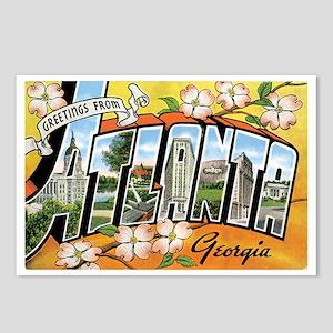 Atlanta Georgia GA Postcards (Package of 8)