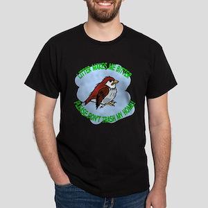 Bitter Litter Sparrow Dark T-Shirt