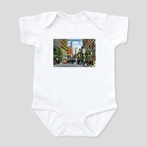 Atlanta Georgia GA Infant Bodysuit