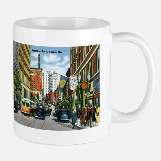 Atlanta Georgia GA Mug