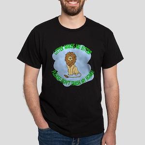 Bitter Littler Lion Dark T-Shirt
