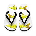 African Binny Flip Flops