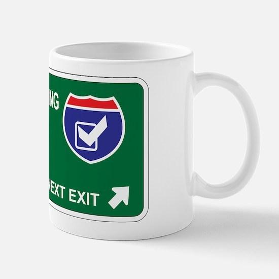 QA Engineering Territory Mug