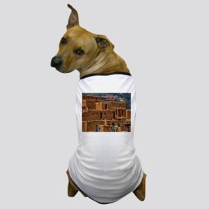 Taos Pueblo Dog T-Shirt